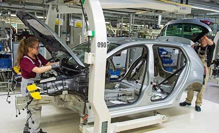 Volkswagen bate récords de venta