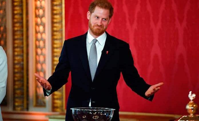 Príncipe Harry vuelve al trabajo luego de crisis