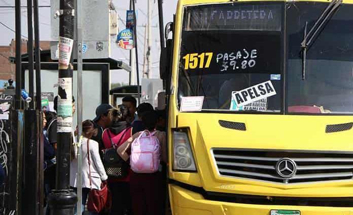 Aconsejan la tarjeta de prepago vs. abusos en transporte urbano