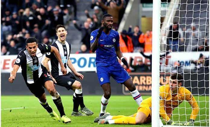 Consorcio saudí se retira de la compra del Newcastle United
