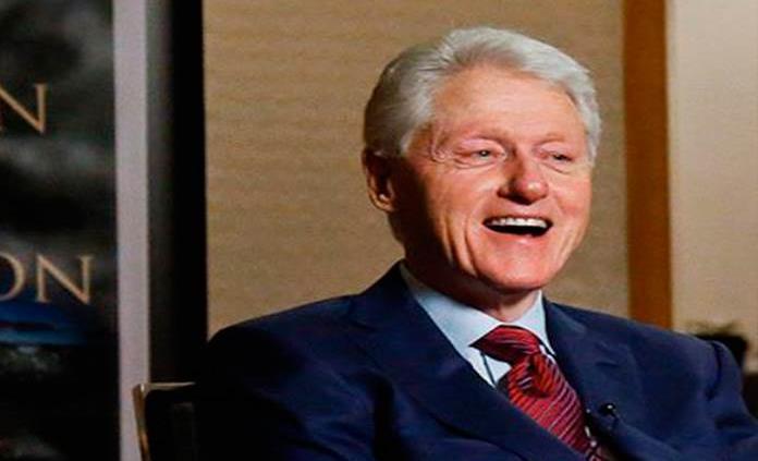 Bill Clinton regresa a la ficción con una nueva novela