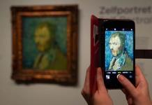Confirman autenticidad de autorretrato de Van Gogh