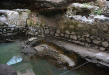 Hallan restos de temazcal prehispánico
