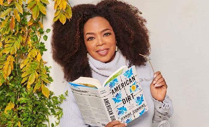 "Oprah elige para su club la polémica novela ""American Dirt"""