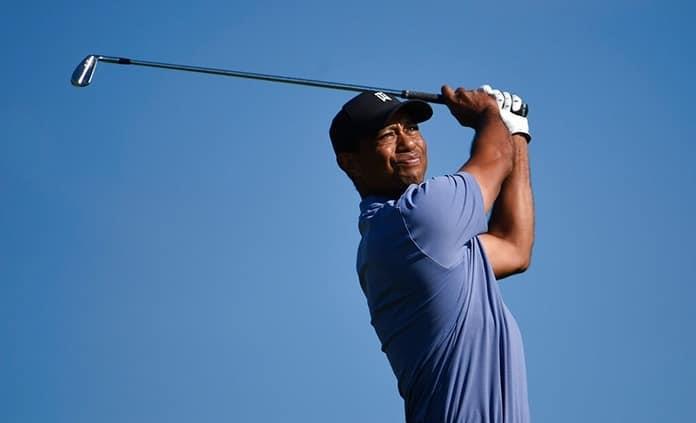 El cinturón de seguridad le salvó la vida a Tiger Woods