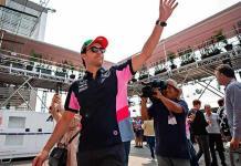 Racing Point y ´´Checo´´ Pérez presentarán nuevo monoplaza
