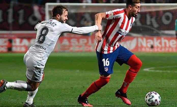 Cae Atlético de Madrid ante la Cultural Leonesa