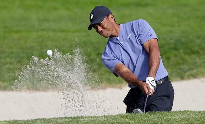 Los escándalos en la carrera de Tiger Woods