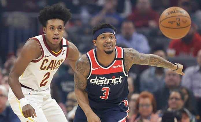 Wizards derrota a Cleveland Cavaliers