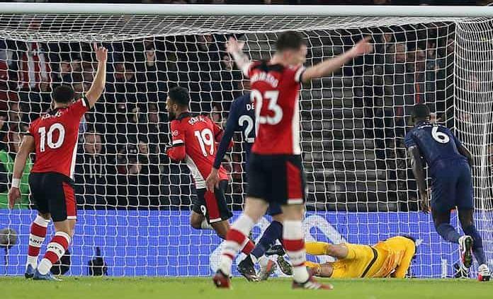 Southampton Tottenham