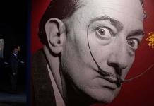 Una serie de litografías muestra al Dalí ilustrador en una exposición