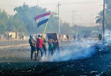 Ataque contra embajada de EEUU en Bagdad fue con mortero; reportan un herido