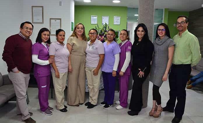 Inauguran GR Gabinete Radiológico de San Luis