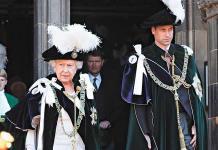 Isabel II nombra a Guillermo Lord Alto Comisionado