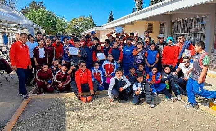 Se realizó con éxito el regional de Juegos Escolares Bochas
