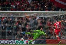 El Toluca accede a cuartos en la Copa MX