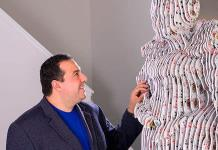 Mateo Blanco comparte los estudios de sus obras