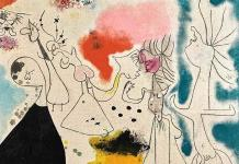 Subastan obras de Picasso, Miró y Domínguez