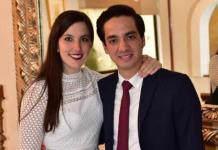 Jimena Villanueva Arredondo y Alfonso Martínez Lima realizan su enlace civil