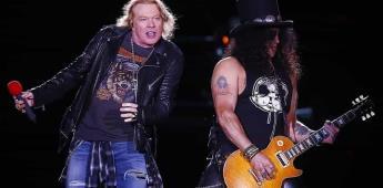 Concierto de Guns N´ Roses en Monterrey sigue en pie