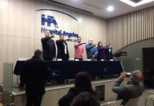 Fernando Lovato Salas nuevo Presidente de la Sociedad Médica del Hospital Ángeles San Luis