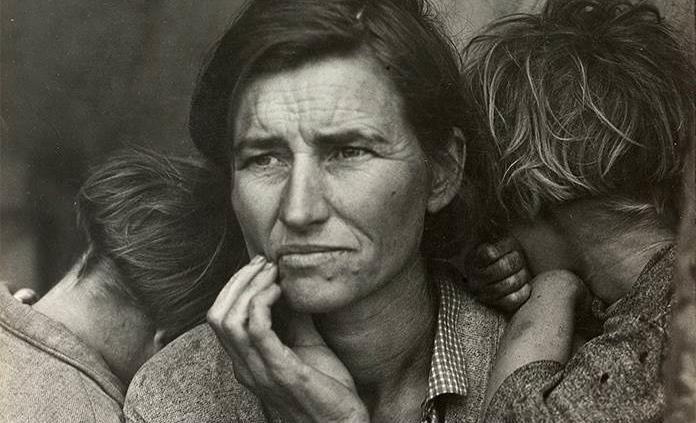 MoMA rinde homenaje a Dorothea Lange