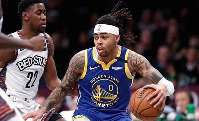 Los Warriors enviarán a D'Angelo Russell a los Timberwolves