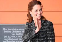 Kate Middleton asume las funciones del príncipe Harry