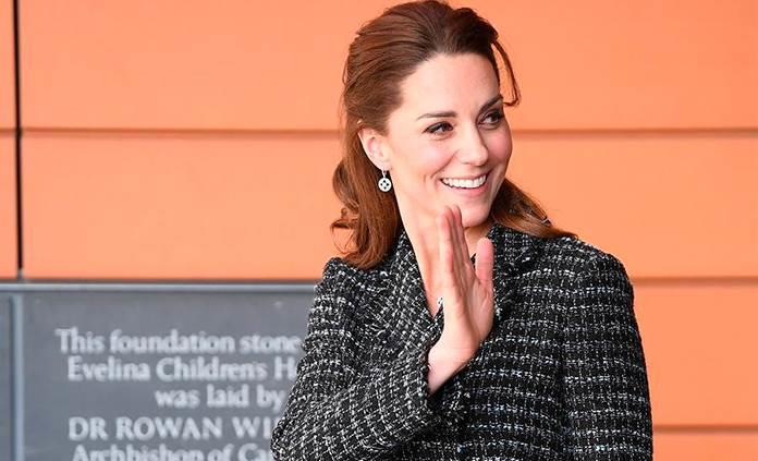 Ven a Kate Middleton como protectora de la familia real