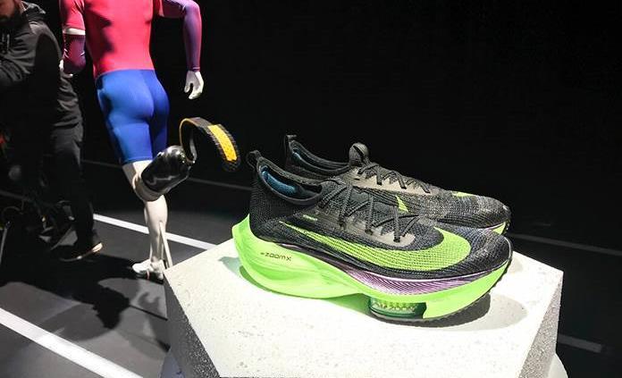 Los zapatos seguirían revolucionando el maratón en Tokio 2020