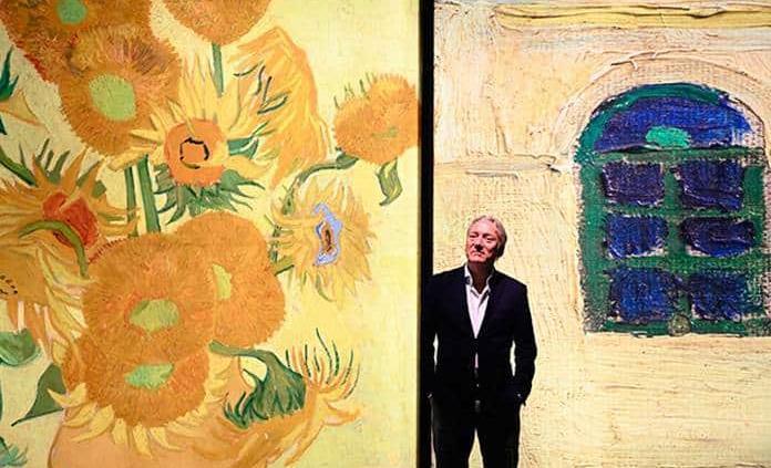 La fascinante vida de Van Gogh en viaje interactivo