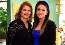 Luzma Ruiz de Poullet festejó ¡en grande! su cumppleaños