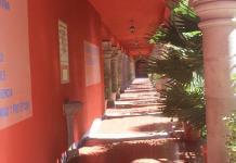 Monasterio El Paraíso, proyecto de Casa  Don Bosco