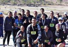 Expertos atletas en la carrera 8K de CAFA