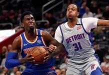 Knicks vencen a Pistons para 4ta. victoria seguida