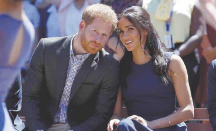 Enrique y Meghan regresarán a Reino Unido