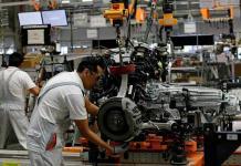 México, al alza en sector autopartes