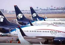 Por bloqueos en Oaxaca, Aeroméxico cancela 12 vuelos