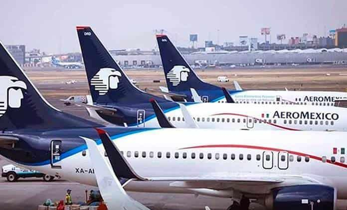 ASPA no ha sido notificada por fin de contrato con Aeroméxico