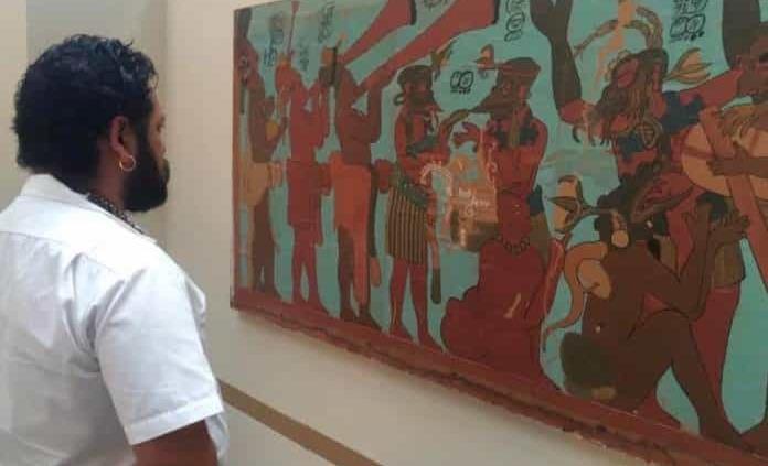 Arqueólogo ilustra a las culturas prehispánicas en Chiapas