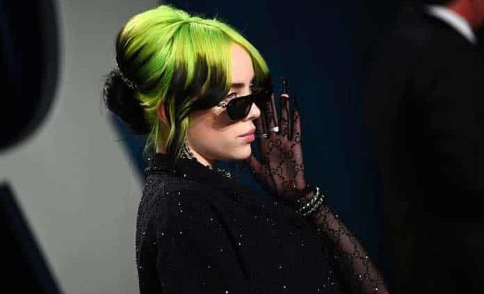 """Billie Eilish adelanta """"No Time To Die"""""""
