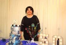 Hilda Villa Vázquez celebra feliz otro año de vida