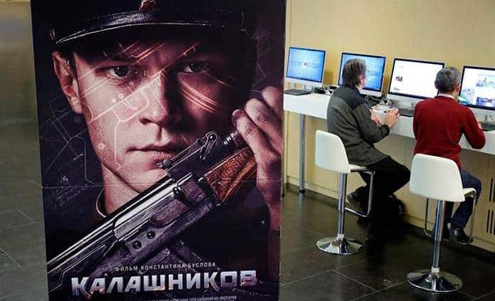 Kaláshnikov, el film que retrata la invención del arma del pueblo