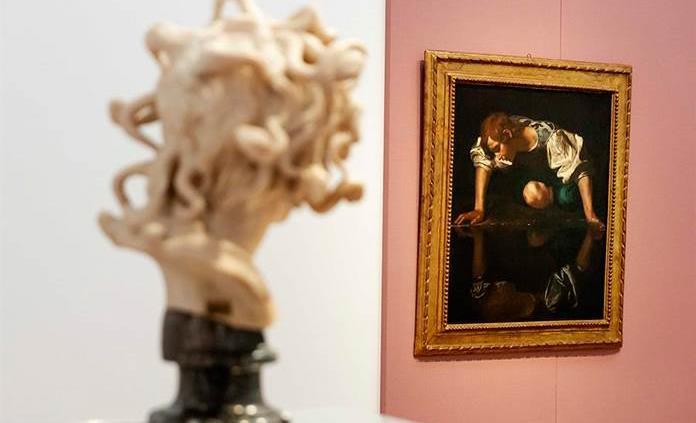 Las emociones barrocas llegan a Ámsterdam de la mano de Caravaggio y Bernini
