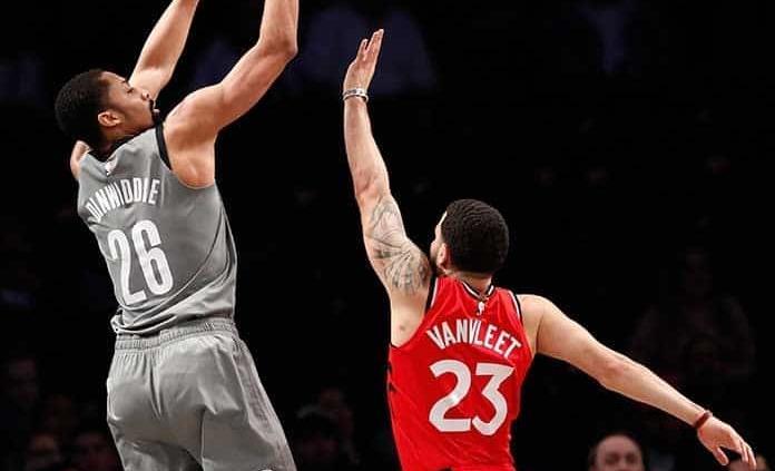Caen Raptors ante los Nets
