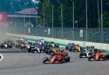 Suspenden Gran Premio de China por coronavirus
