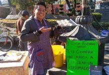 Joven de Quintana Roo consigue pagar viajes a diplomado vendiendo gelatinas en la CDMX