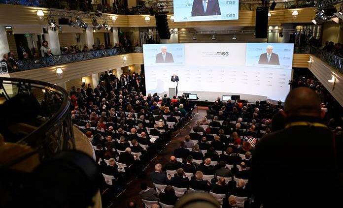 Participantes en Conferencia de Múnich constatan erosión de la diplomacia