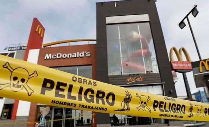 Tragedia en McDonalds impone seguro obligatorio para trabajadores peruanos