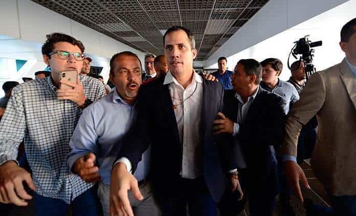 Acusan de contrabando a tío de Juan Guaidó